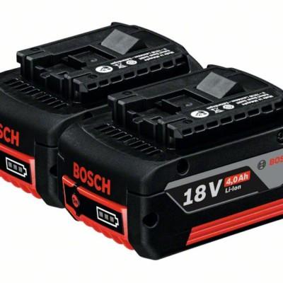 Аккумулятор Li-Ion 2 x 18 В; 4,0 Ач