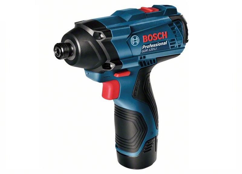 Комбинированный комплект Bosch GDR 120-LI
