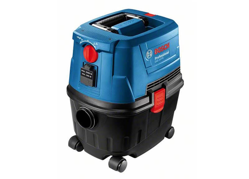 Пылесос для влажного и сухого мусора GAS 15 PS
